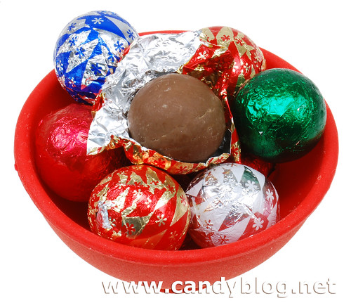 SweetWorks Milk Chocolate Ornaments