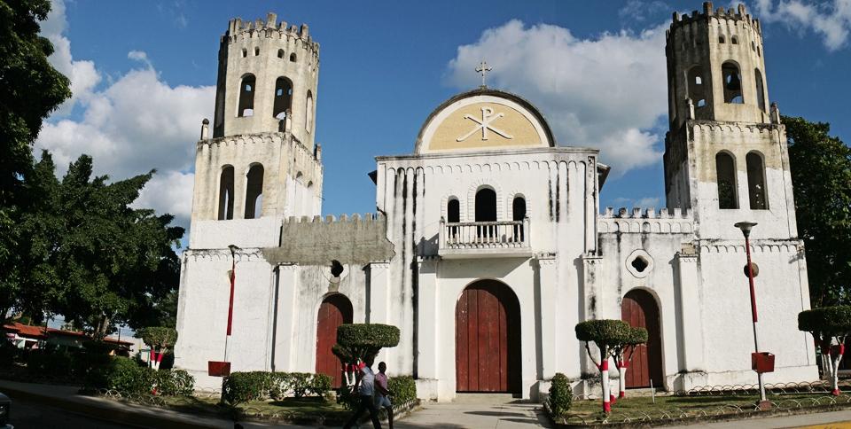 5. Iglesia de Caricao. Estado de Sucre. Autor, Iván iván iván