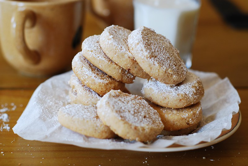Hazelnut Cookies Recipe Dishmaps