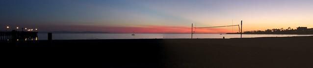 IMG_6162 sunset goleta beach ucsb_3 ICE rm stitch99 islands
