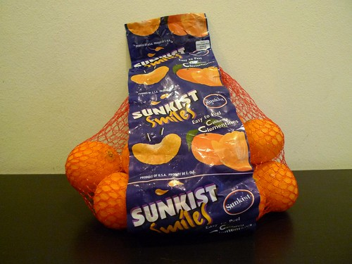 Sunkist Smiles California Clementines