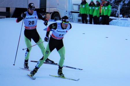 Pět českých běžců dosáhlo na body ve třetí etapě Tour de Ski