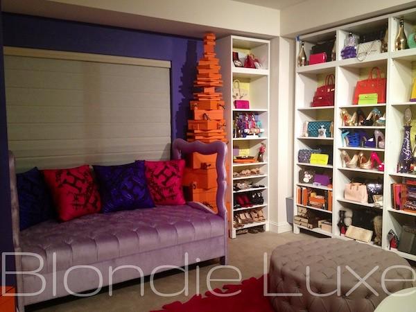 Blondie Luxe's Closet