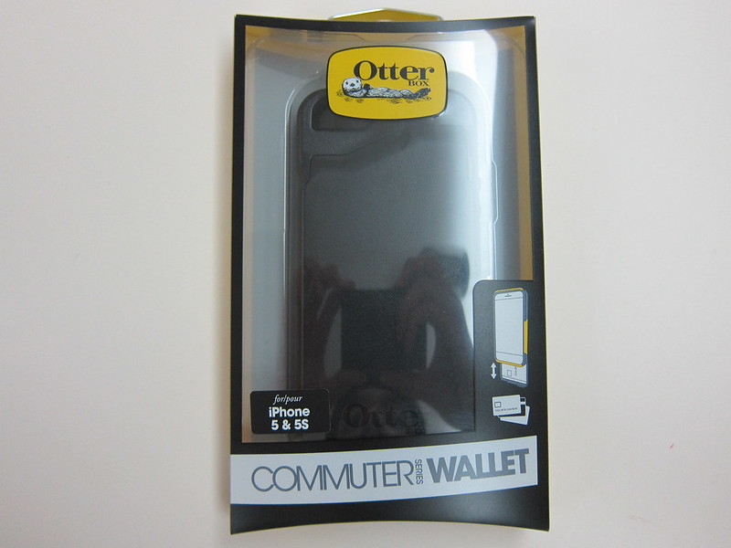 OtterBox Commuter Wallet - Packaging Front