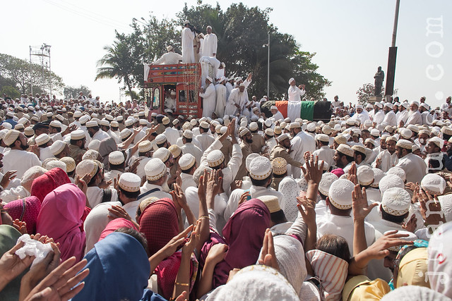 Syedna Funeral Procession