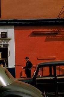 Bischof: New York (1953)