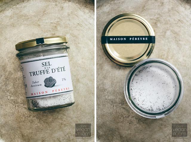 Maison Pébeyre Truffle Salt from France