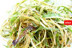 Korean Wild Leek (Ramp) Salad