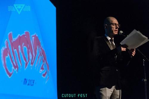 Clausura CutOut Fest 2013