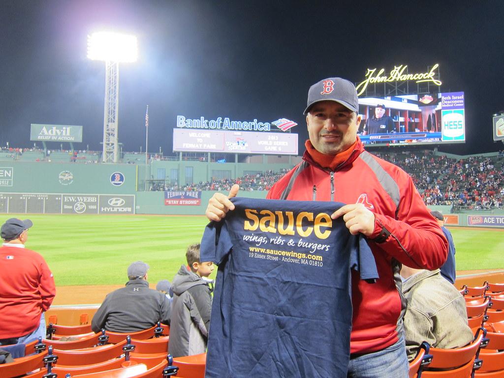 Red Sox 2013 World Series Game 6 | spirocks | Flickr