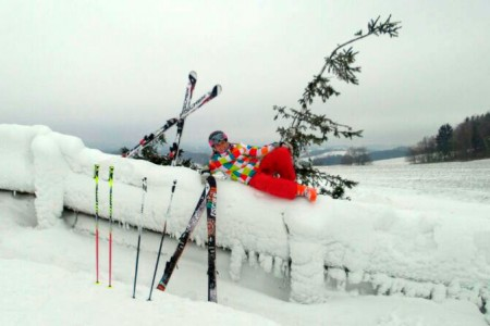 SNOW tour 2013/14: Branná – brána do Jeseníků