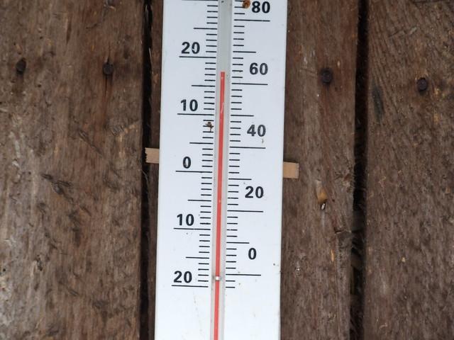 Temperatura 12 feb 2014