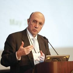 Henrique Meirelles, Perlmutter Award Recipient