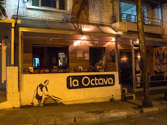 La Octava (2014)
