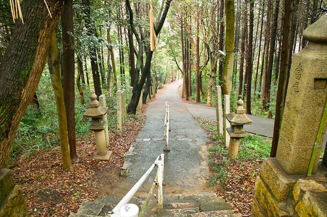 天石門別保布羅神社 #9