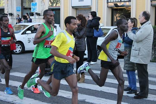 2014.02.23.056 - SEVILLA - Calle San Juan de Ribera - (XXX Maratón de Sevilla)