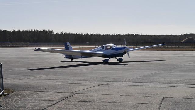 Scheibe SF-25C Rotax-Falke