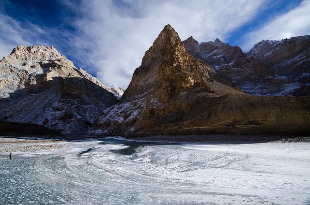 River Zanskar