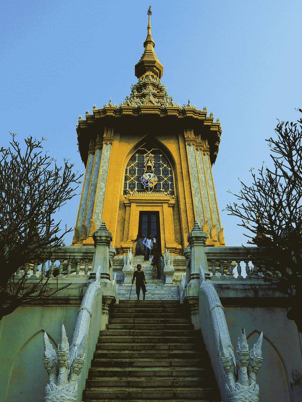 Wat Yan, Pattaya Thailand