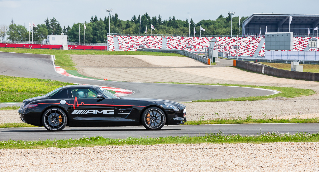 4G Racing with Megafon & AMG Mercedes-Benz