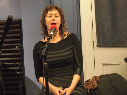 Erika Lewis of Tuba Skinny