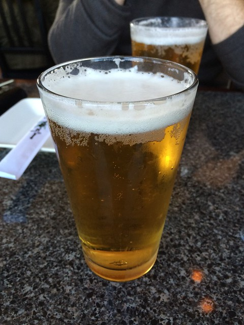 Sapporo draft beer - Izakaya Sozai