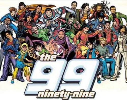 Ulama Arab Saudi Larang Tonton Film The 99