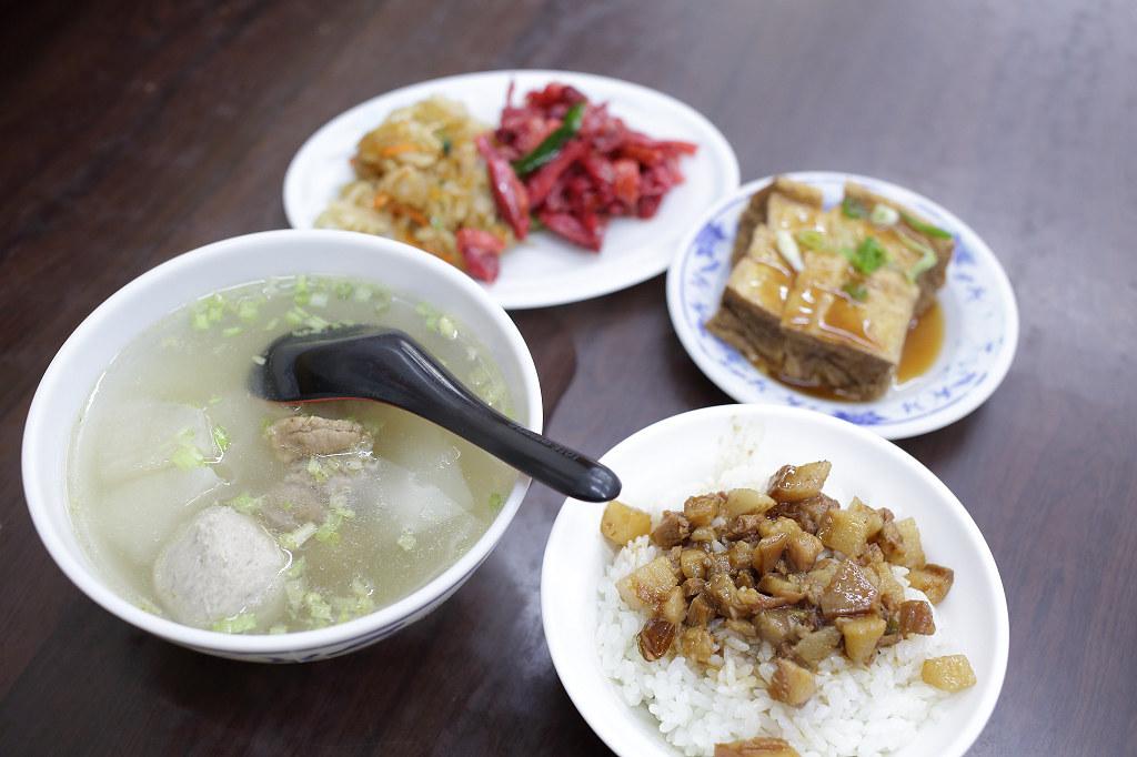 20140105萬華-廖嬌魯肉飯、米粉湯 (6)