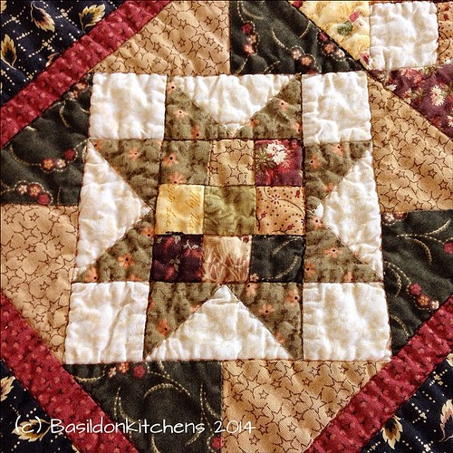 31/3/2014 - craft {over the years I have dabbled in many crafts but quilting is my favorite} #photoaday #craft #quilt #quilting