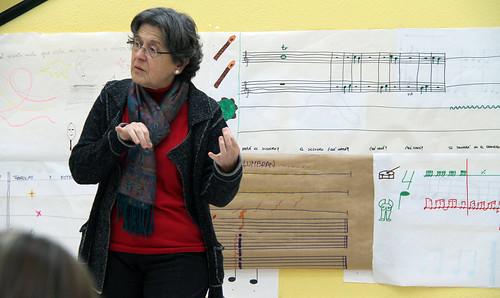 CURSO DE PEDAGOGÍA MUSICAL: ENSEÑAR Y APRENDER MÚSICA - UNA VISIÓN CONSTRUCTIVISTA DE LA EDUCACIÓN MUSICAL - 29 Y 30 MARZO´14