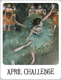 April Monthly Challenge 2014