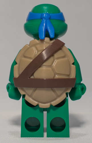 REVIEW LEGO 79121 TMNT - Course-poursuite sous-marine