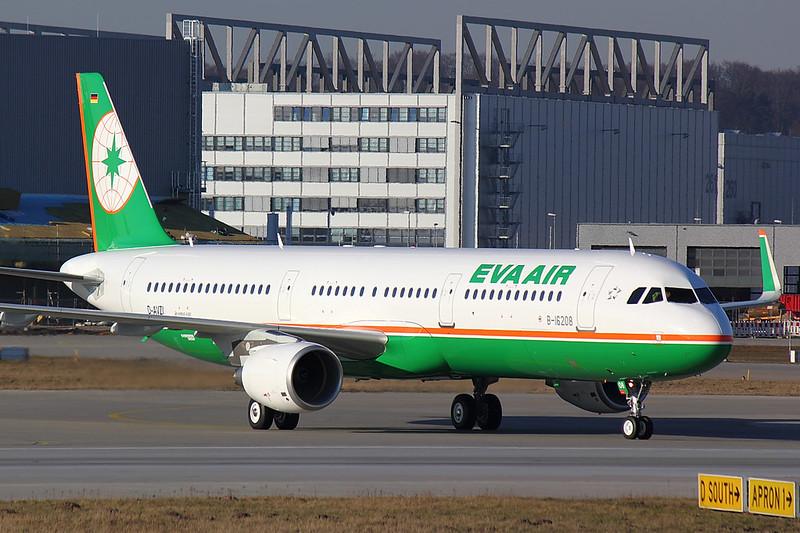 EVA Air - A321 - D-AVZI (4)
