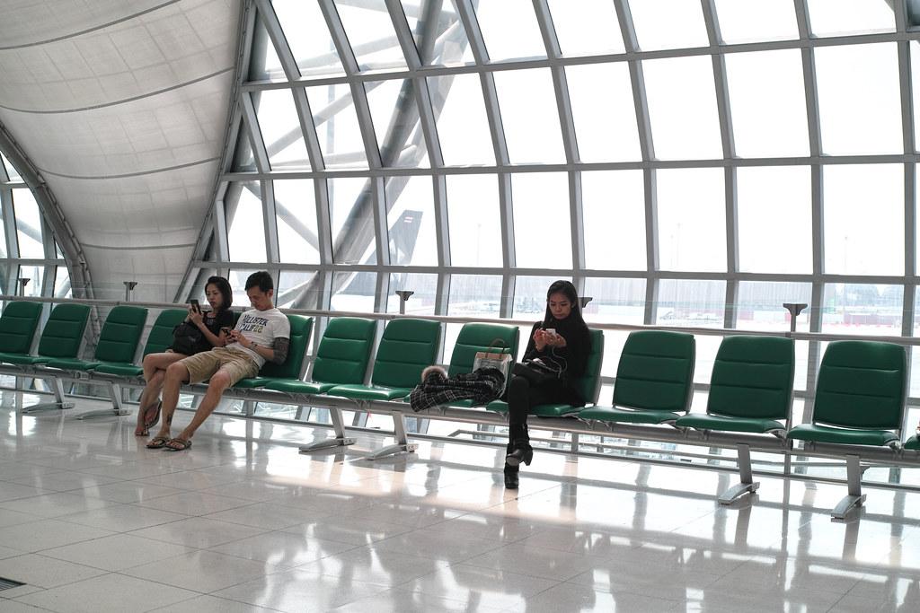 DP2M - Suvarnabhumi International Airport