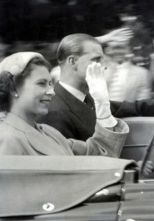 A White Gloved Hand, the Royal Visit to Katoomba Feb 1954