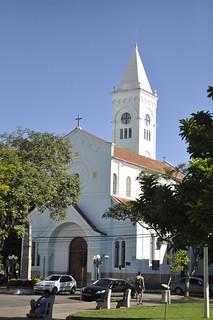 Paróquia São Sebastião - Três Rios/RJ