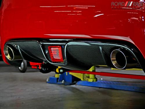 2012 2017 Tallini Competizione Fiat 500 Abarth Carbon