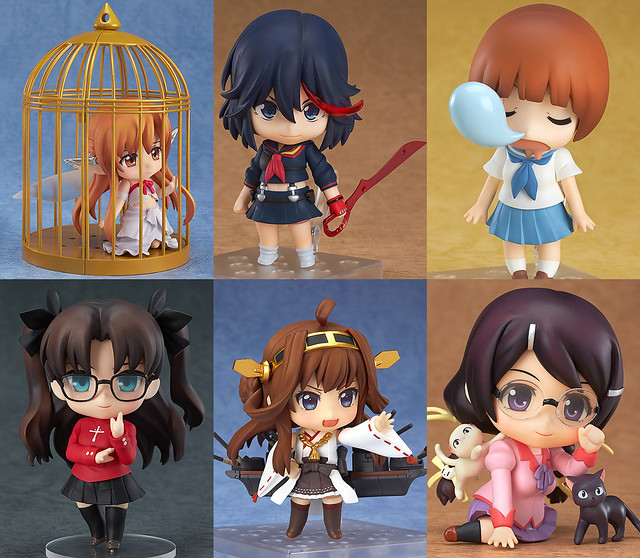 Announced Nendoroid - March 2014