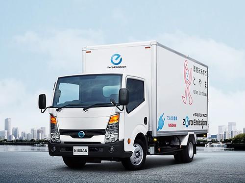 e-NT400テストトラック