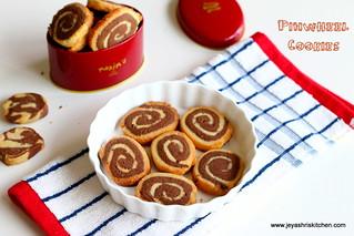 Pinwheel - cookies