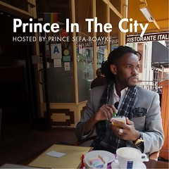 Prince in The City: Ukraine Crises and President Obama's 2nd Term Agenda