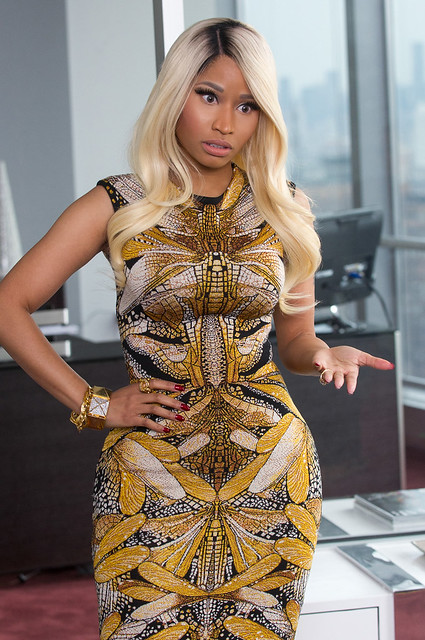Nicki Minaj for the Other Woman
