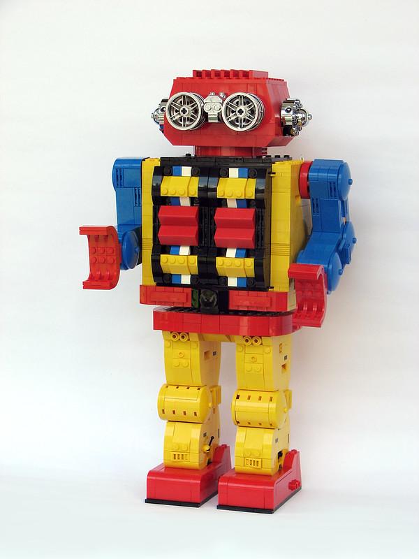 LEGO Super Robot