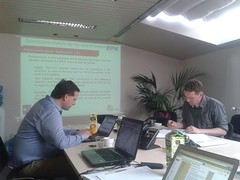 APRAISE Internal Meeting, 22 May 2014 in Brussels, Belgium