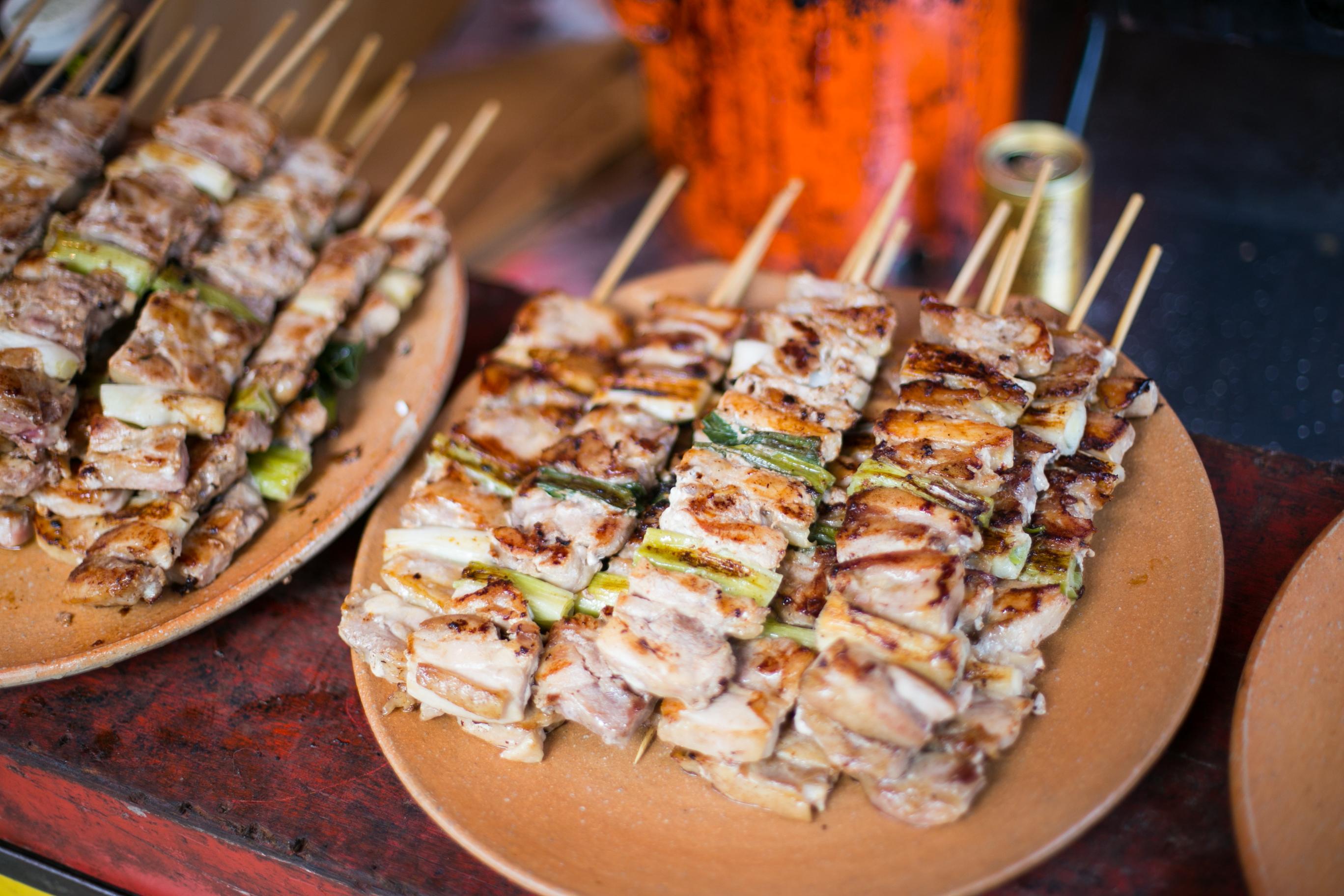 What To Eat Around Fushimi Inari 伏見稲荷 Wander Blossom