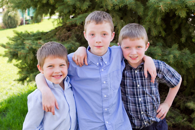 Jacob, Titus and Issac