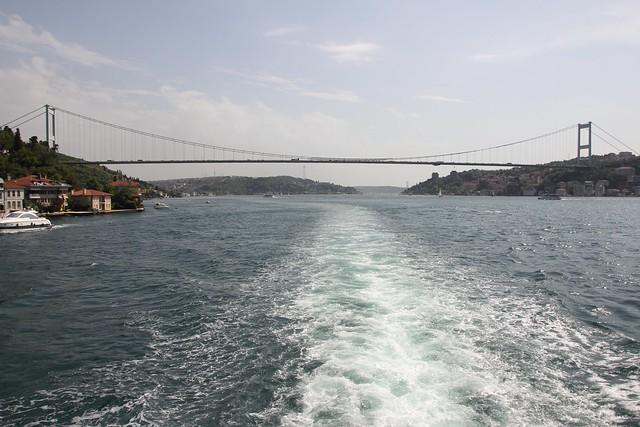 267 - Crucero Bósforo