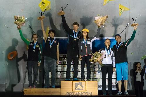 IFSC World Cup Briançon 2015 (FINALS)