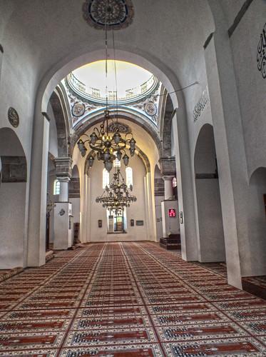 Yenicuma Camii - Aziz Eugenios kilisesi