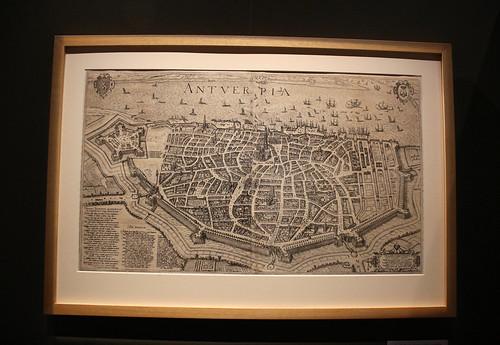Drawing the City - Plantin-Moretus Museum